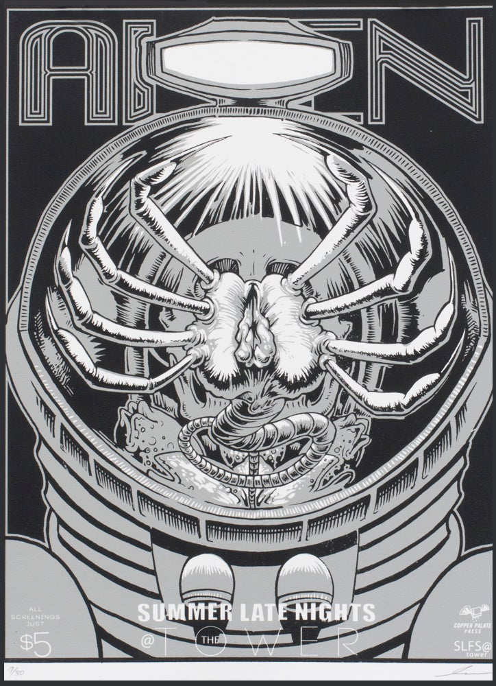Image of Alien