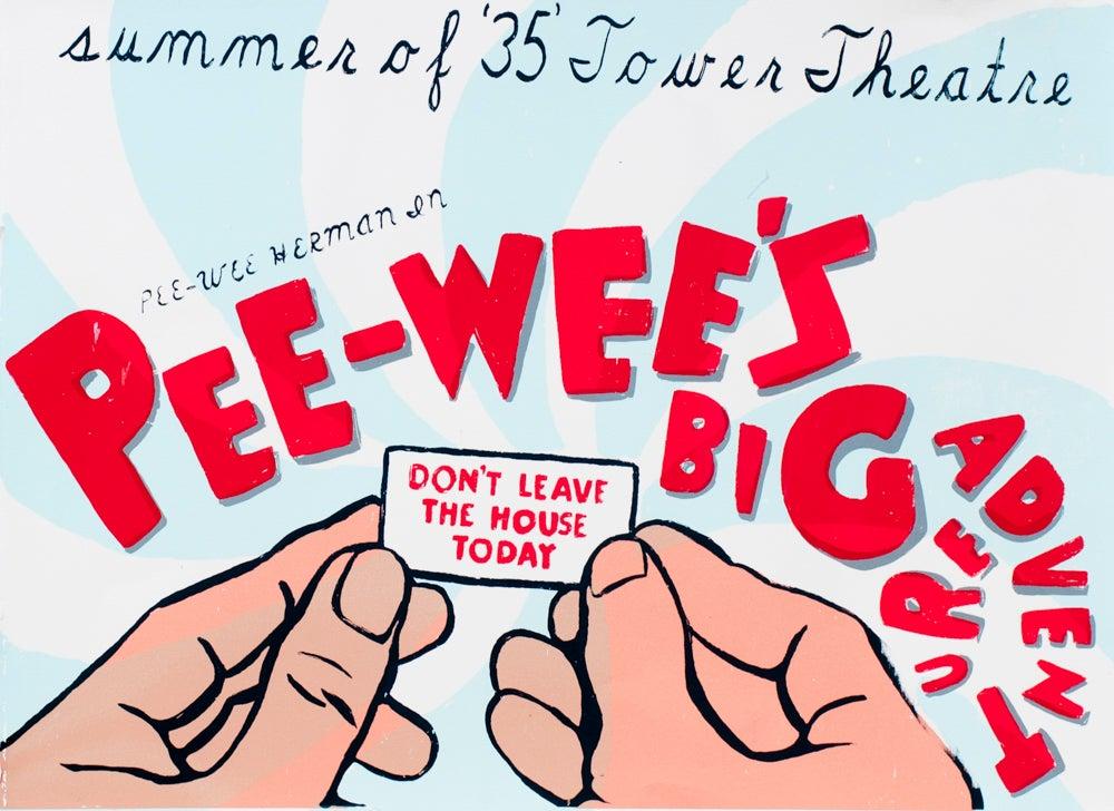 Image of Pee Wee's Big Adventure
