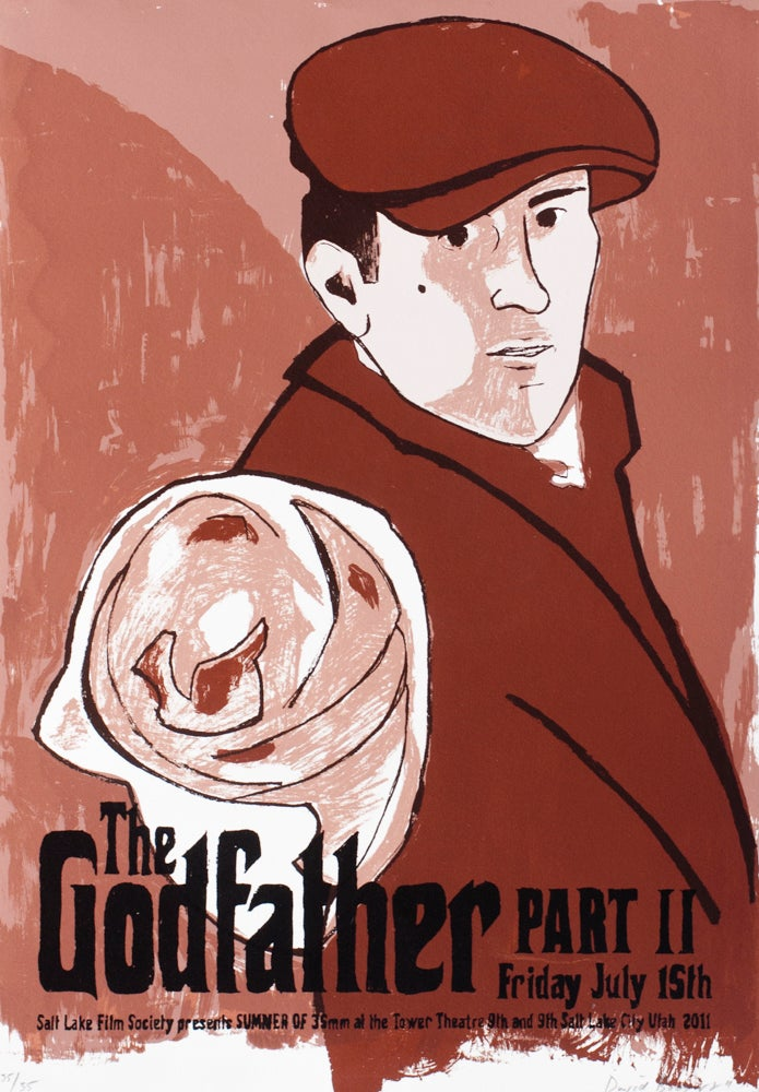 Image of The Godfather part II
