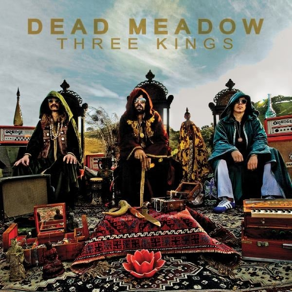 "Image of Dead Meadow - ""Three Kings"" LP-DVD DUAL PACK"