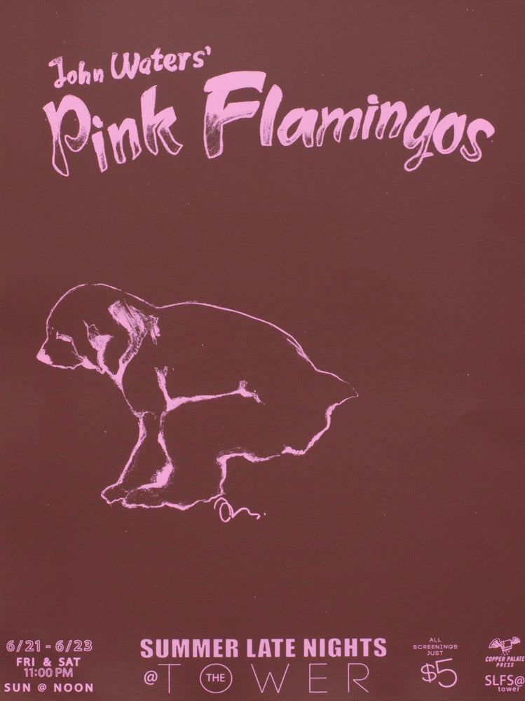 Image of Pink Flamingos