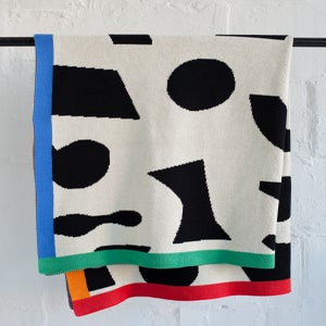 Image of Shapes Throw