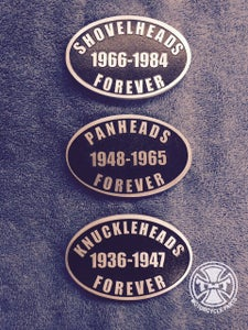 Image of The Forever Series Belt Buckles