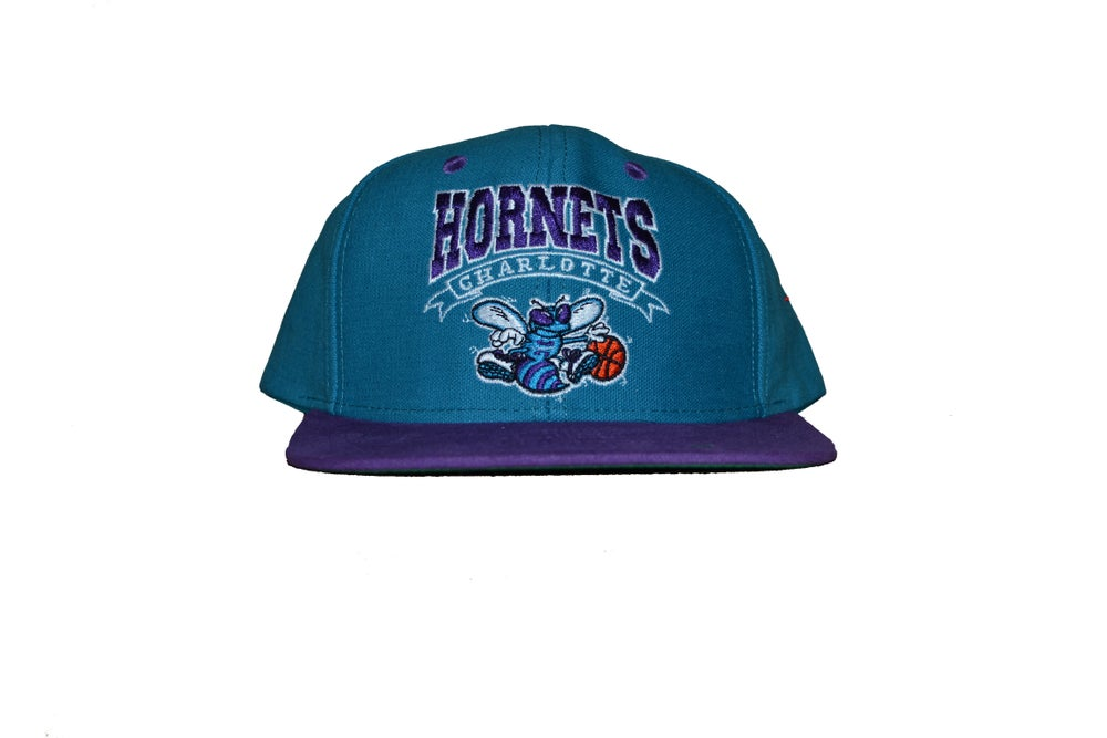 Image of TI$A HORNETS CAP TEAL