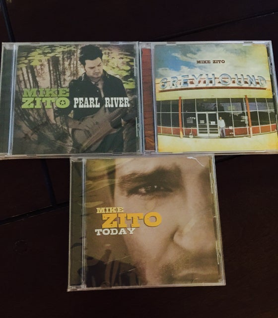 Image of MIKE ZITO 3 CD  SUMMER SALE!