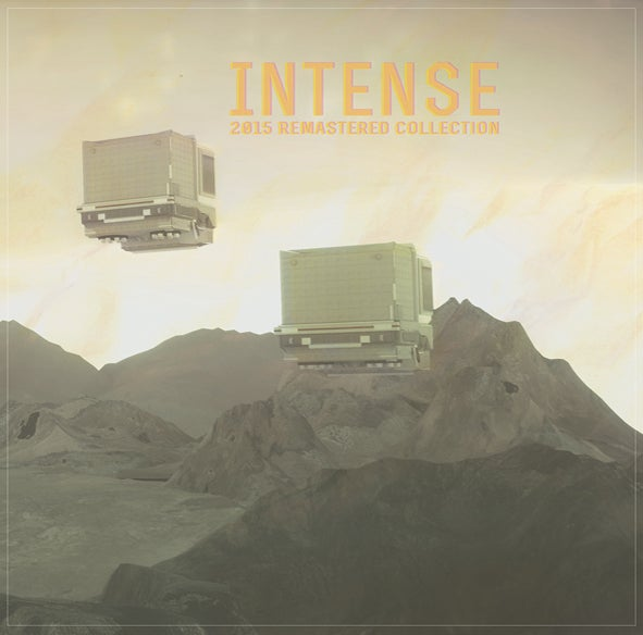 "Image of Intense - 2015 Remastered Collection - KVA005 - 3x12"" Vinyl"