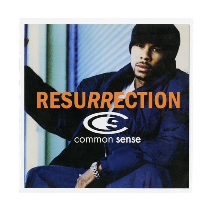 Image of COMMON-RESURRECTION