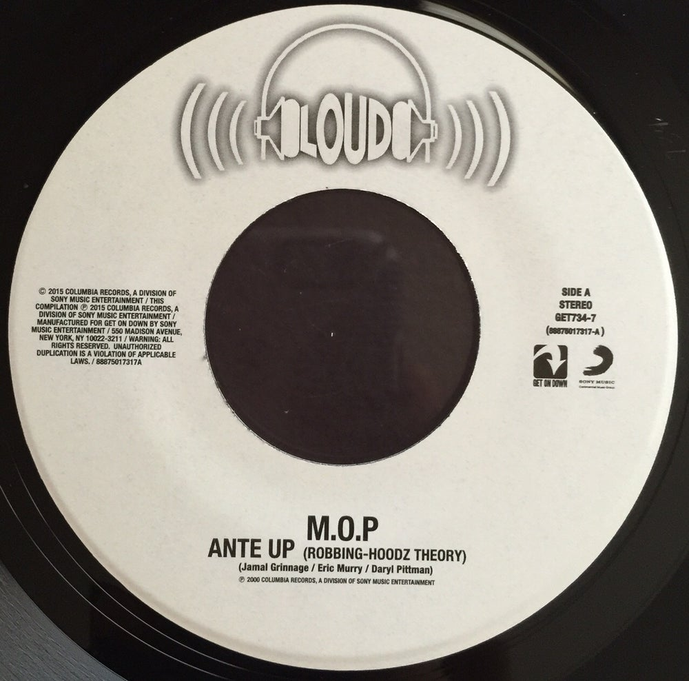 Image of M.O.P.-ANTE UP