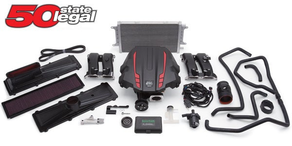 Image of Edelbrock E-Force Supercharger for Subaru BRZ/Scion FR-S (Pre-Order)