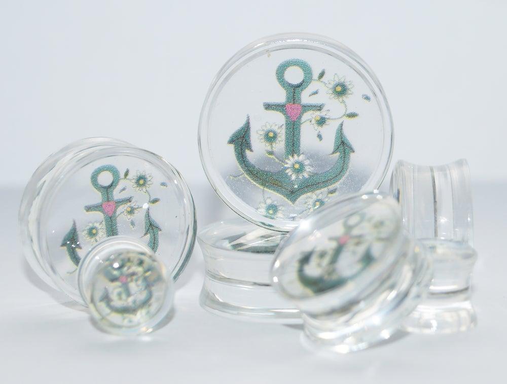 Acrylic Prince Albert Rings