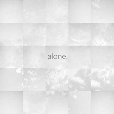 "Image of the morning after girls - ""alone"" LP"