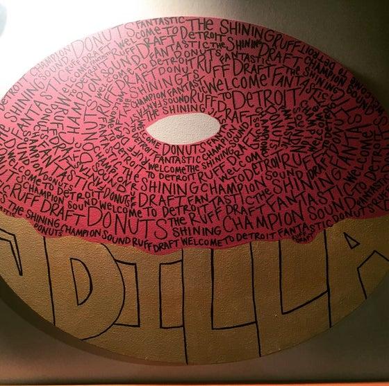 Image of 'Dilla Donut'