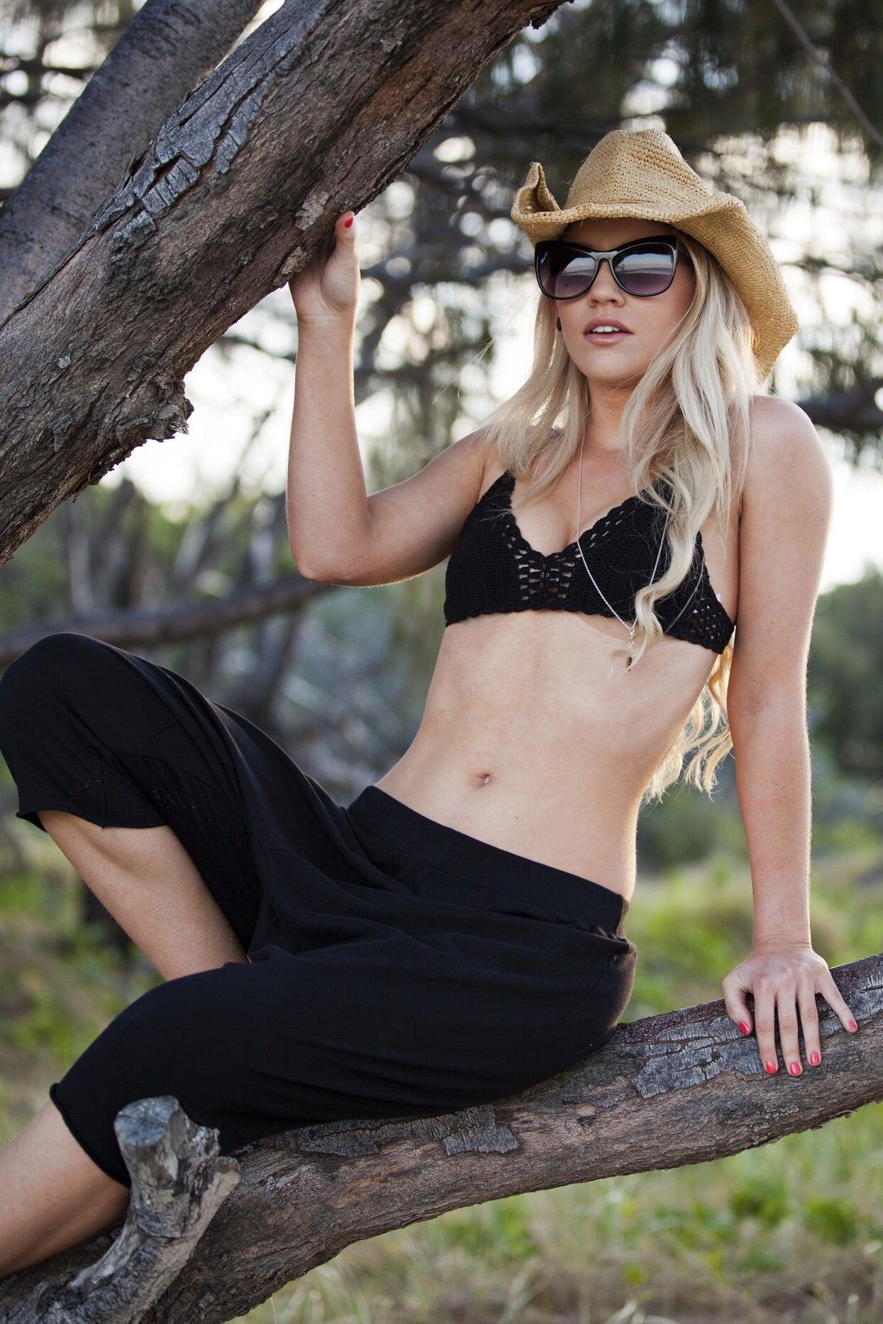 Image of Beach Shorts - Organic Black