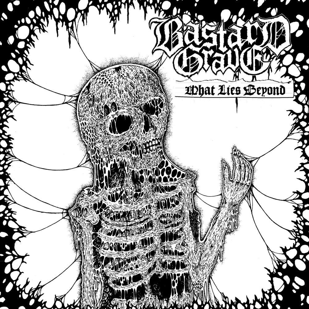"Image of BASTARD GRAVE ""What Lies Beyond"" CD"