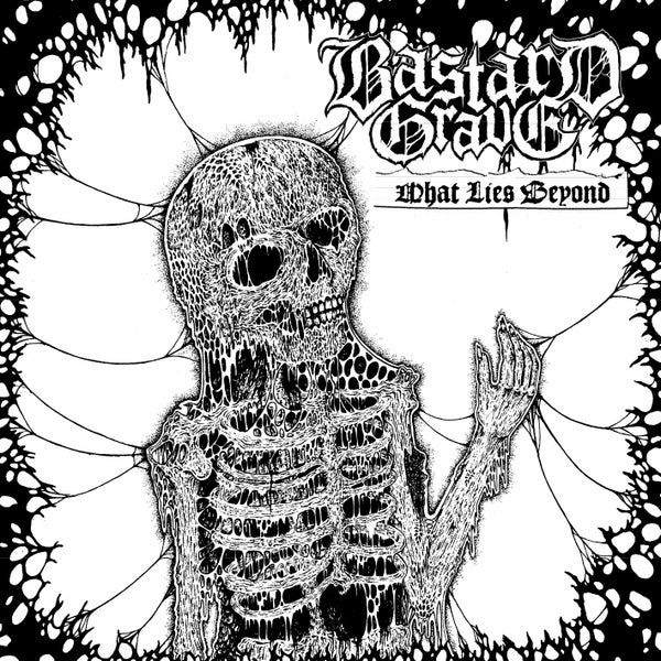 "Image of BASTARD GRAVE ""What Lies Beyond"" CD"