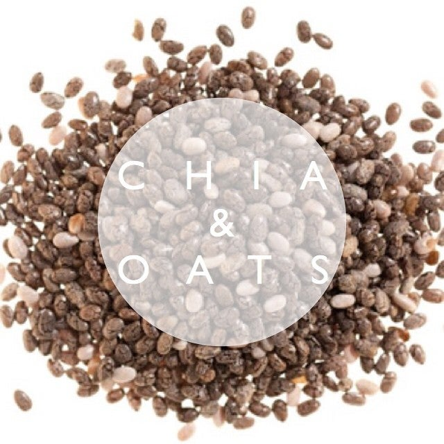 Image of oats and chia