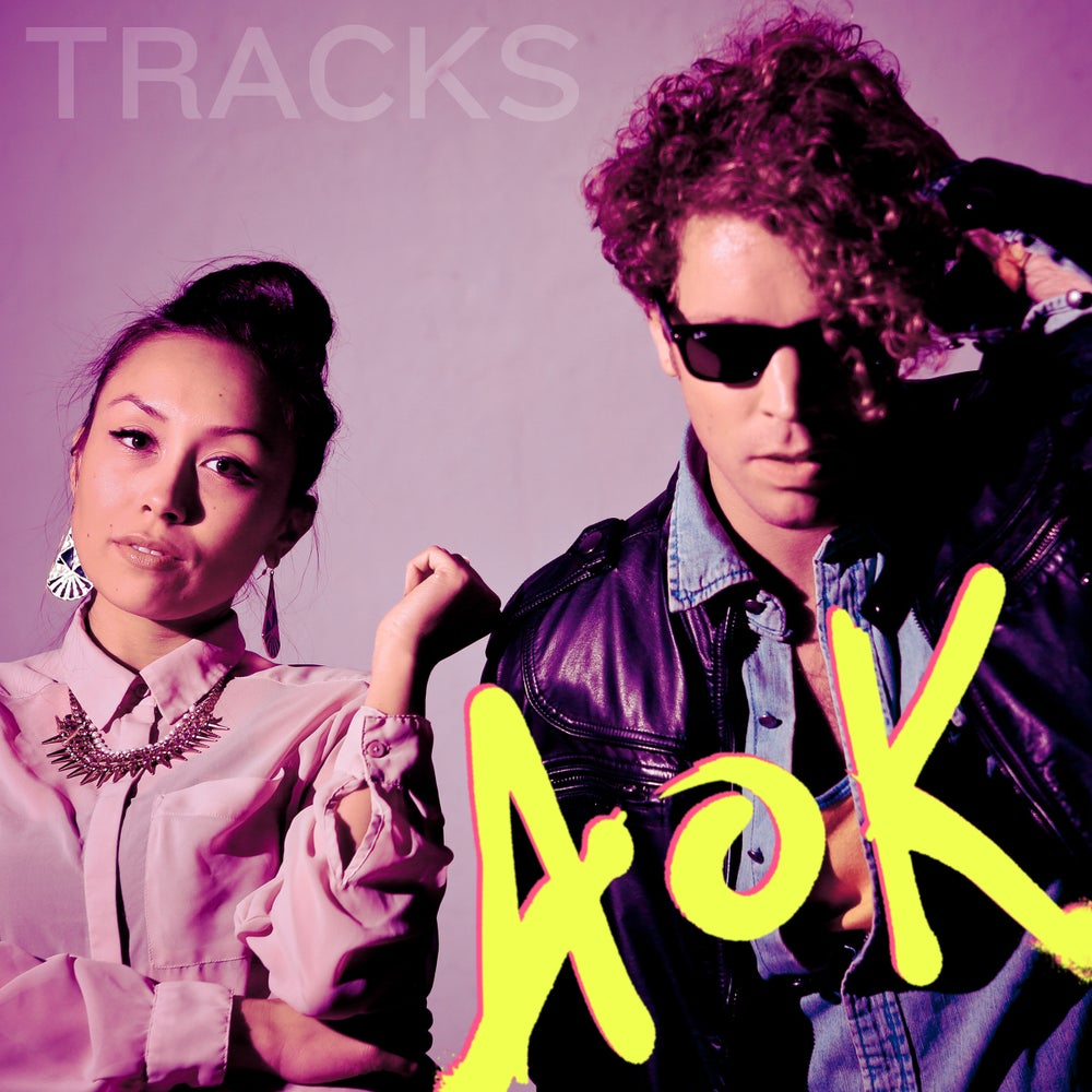 "Image of AOK ""TRACKS"" EP"