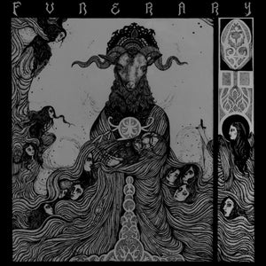 Image of FUNERARY starless aeon LP