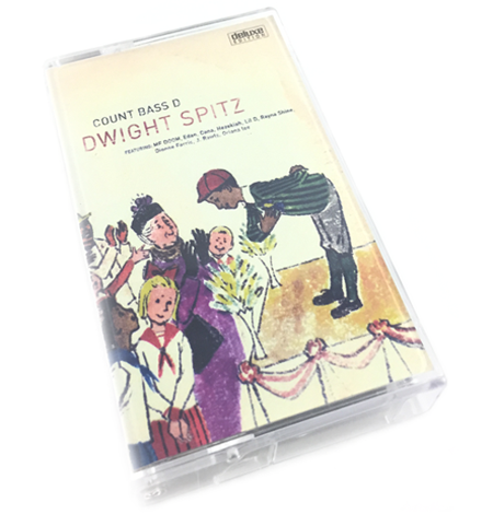 Image of COUNT BASS D-DWIGHT SPITZ DELUXE EDITION CASSETTE