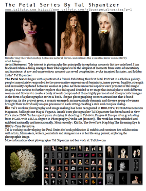 Image of Pre-order The Petal Project Photo Book is Now Available to Pre-order!