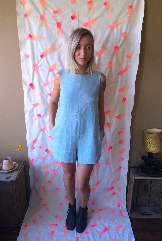 Image of Confetti Romper