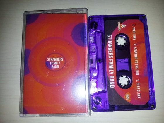 """Image of Strangers Family Band - """"Strangers Family Band"""" Cassette"""