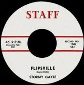 """Image of 7"""" Stormy Gayle : Flipsville."""