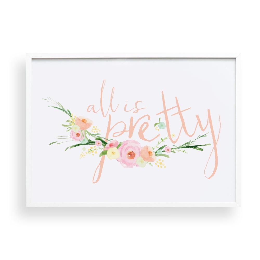 Image of All Is Pretty