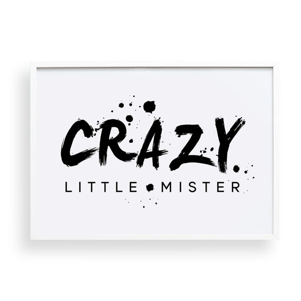 Image of Crazy Little Mister