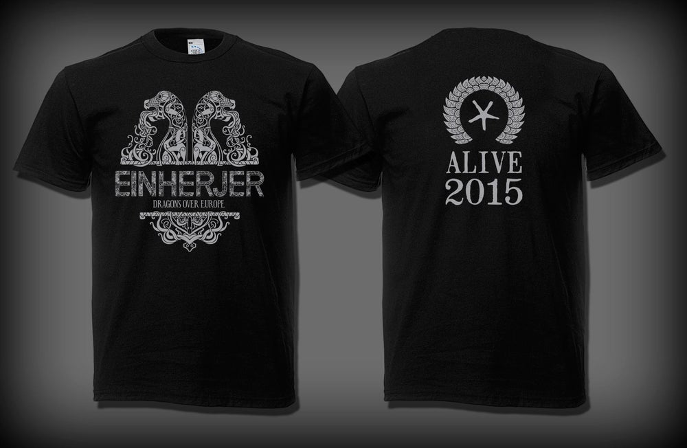 Image of ALIVE 2015 - Tee