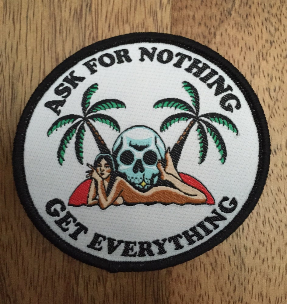 Image of ASK FOR NOTHING