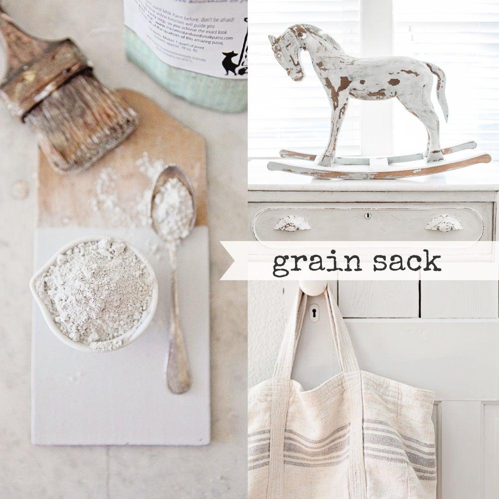 Image of Grain Stack