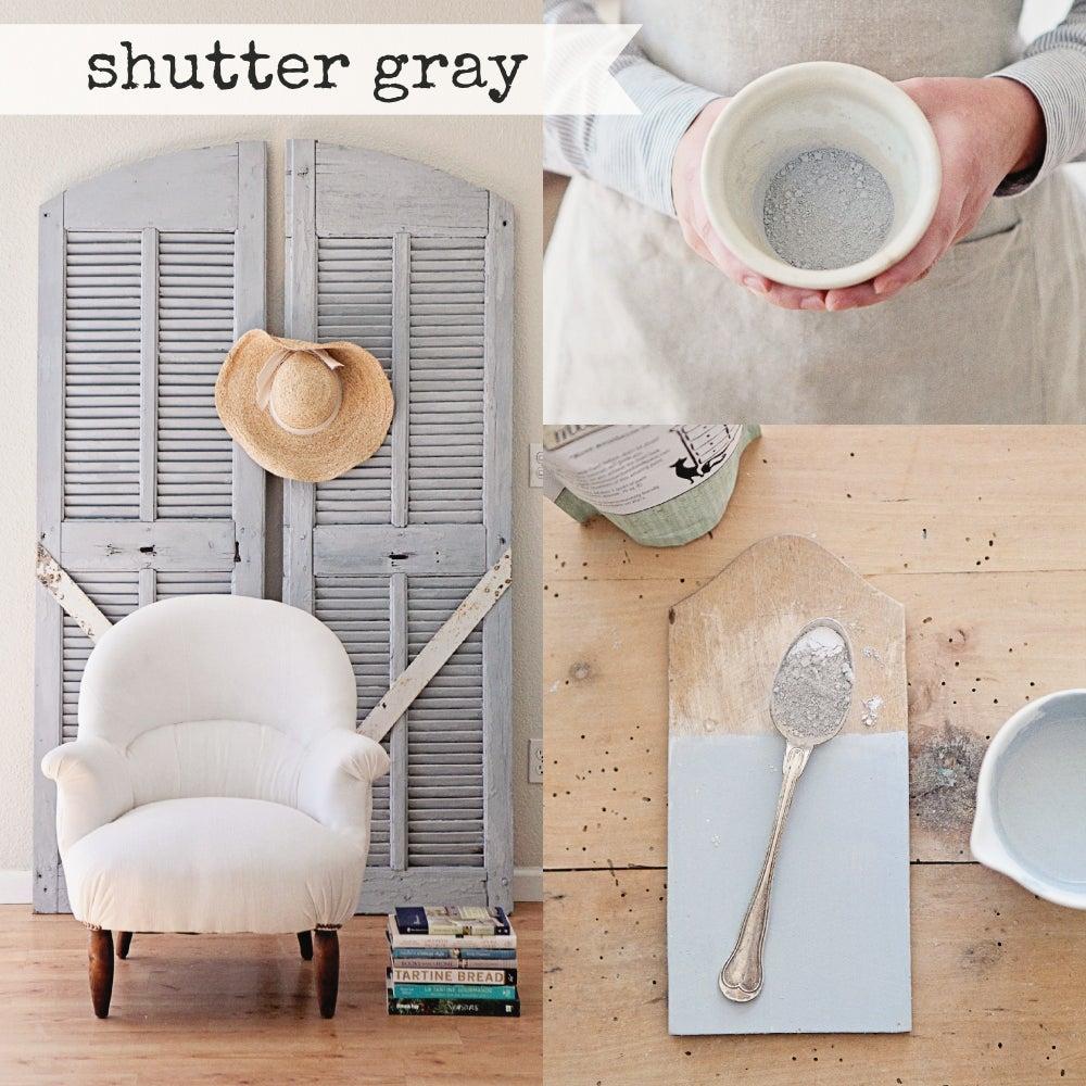Image of Shutter Gray