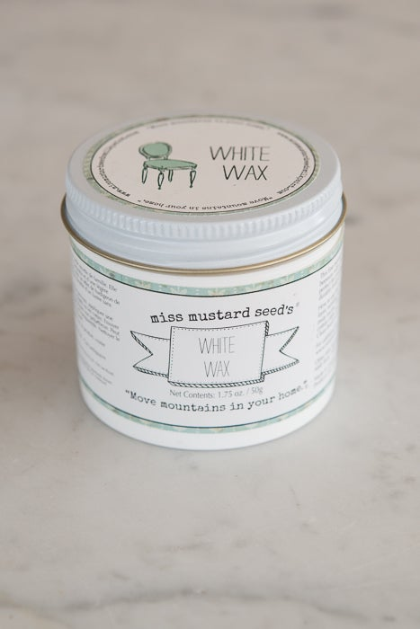Image of White Wax