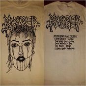 "Image of Murder Basket ""Official"" T-shirt (White)"