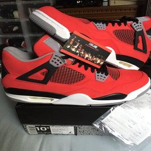 "Image of Air Jordan IV (4) Retro ""Toro"" 2013 *BRAND NEW DEADSTOCK* sz10.5"
