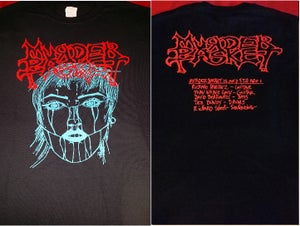 "Image of Murder Basket ""Official"" T-Shirt (Black)"