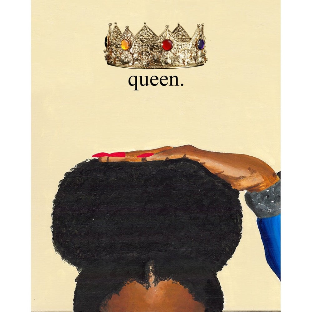 Image of My Crown (Poster)