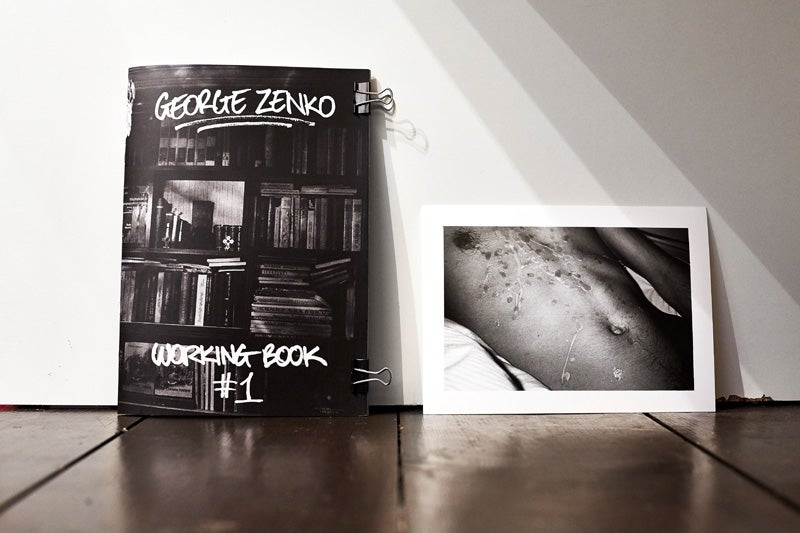 Image of Working Book #1 (2015) - Special Edition