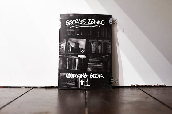 Image of Working Book #1 (2015) - Limited Edition