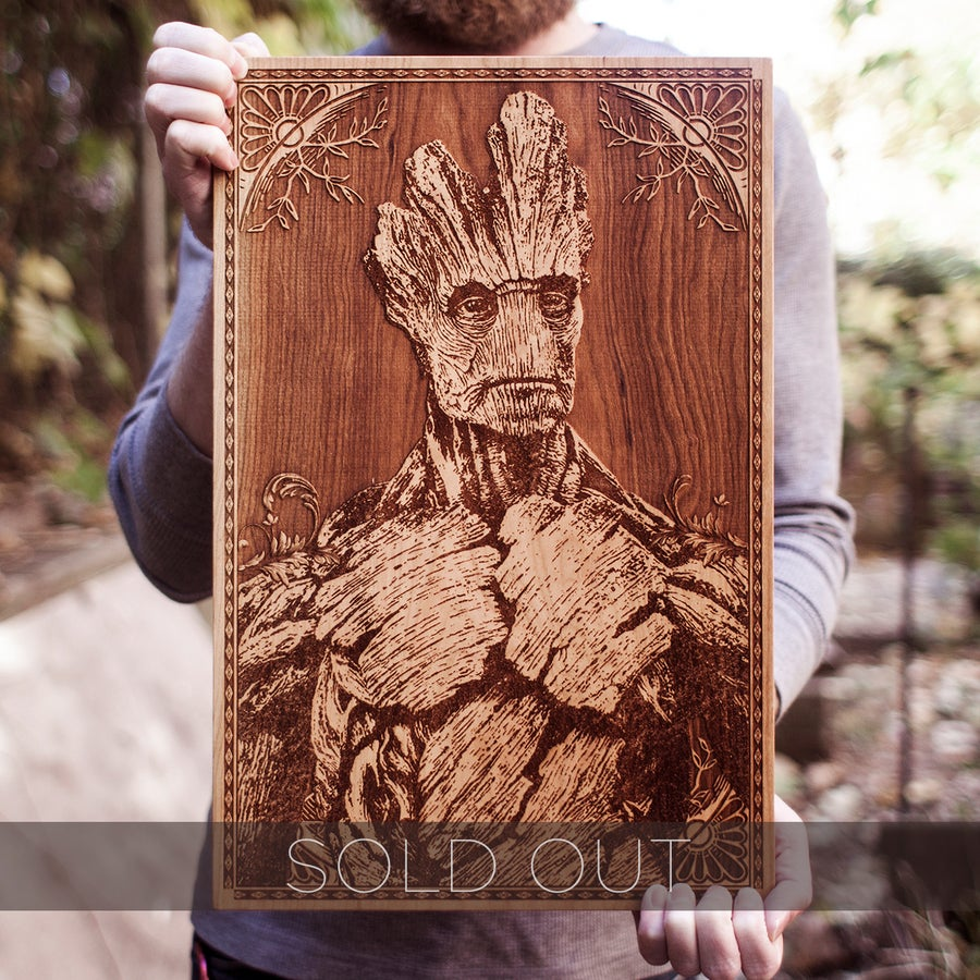 Image of Groot - Guardians of the Galaxy
