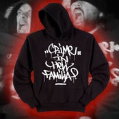 "Image of Hoodie ""Crime In Hell"""