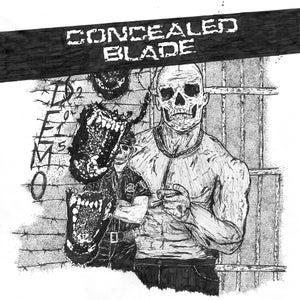 "Image of CONCEALED BLADE - DEMO 2015 7"""
