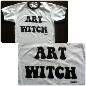 Image of Art Witch Ringer T-Shirt