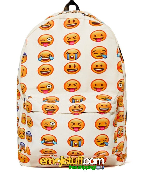 Image of Emoji Backpack