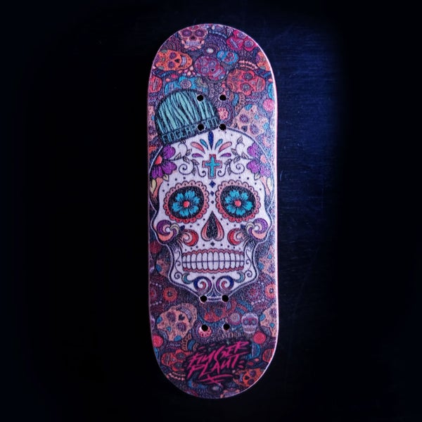 Image of Fingerplant - Skull