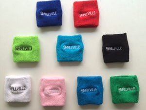Image of Smallville Sweat Bands