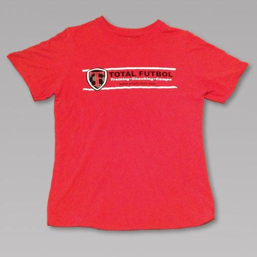 Image of 2015 Red Short-Sleeve TF Training Shirt