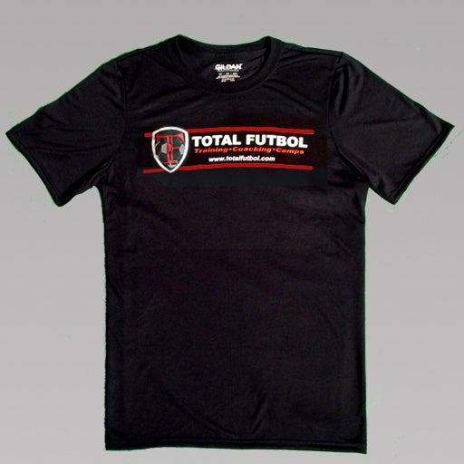 Image of 2015 Black Short-Sleeve TF Training Shirt