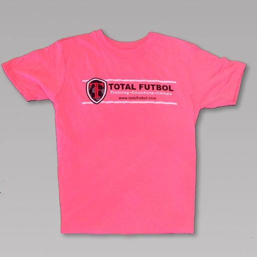 Image of 2015 Pink Short-Sleeve TF Training Shirt